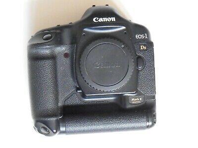 Canon EOS 1DS Mark II 16.7 MP Digital SLR (Body Only)