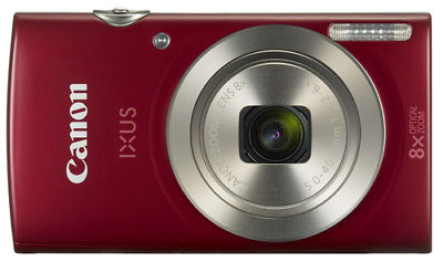 Canon IXUS MP Compact Digital Camera - Red
