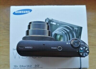 Fantastic Samsung WB Series WBMP Digital Camera -