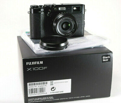 Fujifilm X100f Professional Digital Compact Camera Under