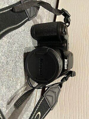 Nikon COOLPIX LMP Digital Camera - Black