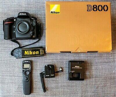Nikon D DMP DSLR Camera Body (LOW shutter count) &