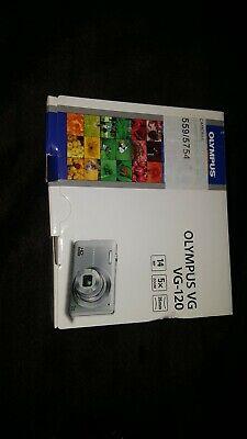 Olympus V Series VG-MP Digital Camera - Blue