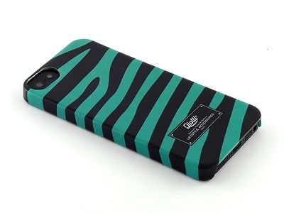 QIOTTI Case Q.Fashion ZEBRA TU for iPhone SE/5S