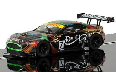 SCALEXTRIC Slot Car C Aston Martin GT3 Tony Quinn
