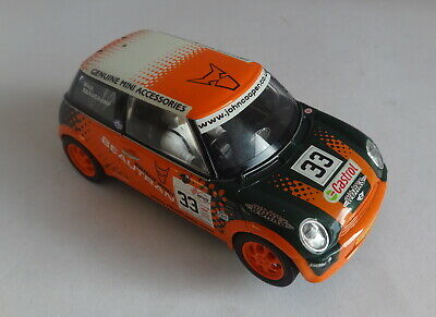 Scalextric CD ***Digital*** Mini Cooper No 33 Beautran