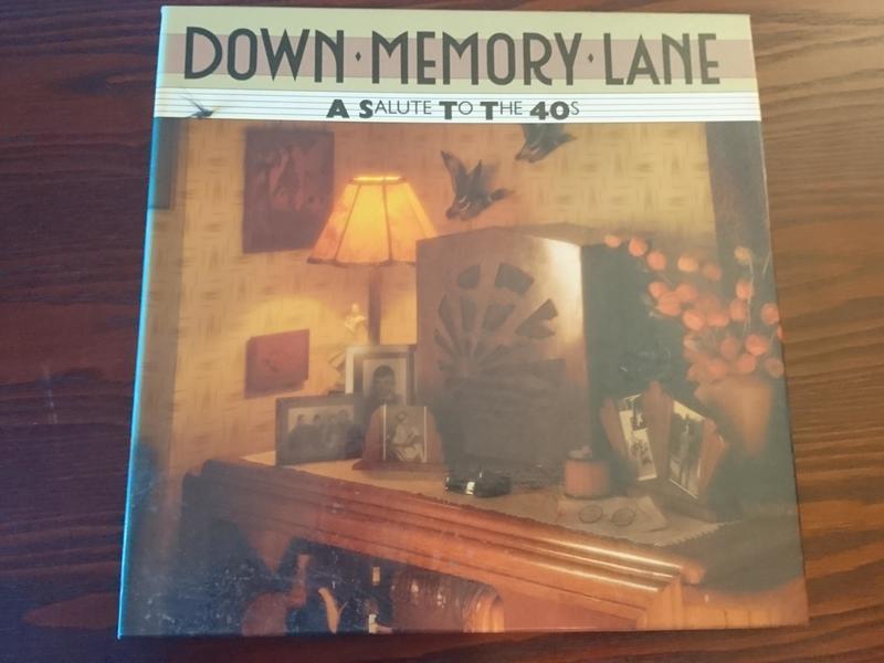 40s music box set