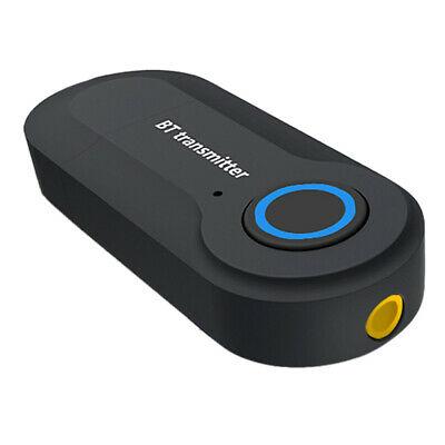 Wireless Bluetooth Transmitter 3.5mm Stereo Audio USB Music
