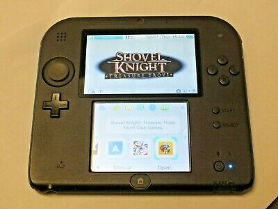 Nintendo Handheld Console 2DS - Luma FBI fully up to date