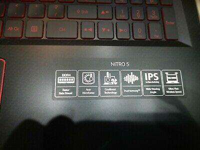 """Acer Nitro """" Intel Core iH 8GB RAM 1TB HDD 4GB"""