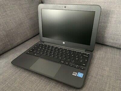 HP Chromebook 11 G5 EE, Intel Celeron N GHz, 4GB