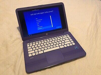 HP Stream 1AP71EA 11.6 inch Intel Celeron 2GB RAM 32GB
