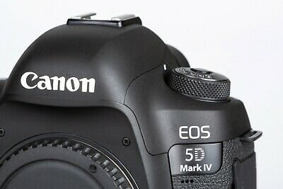 Canon 5D mk iv DSLR Body - Very low shutter count (725)