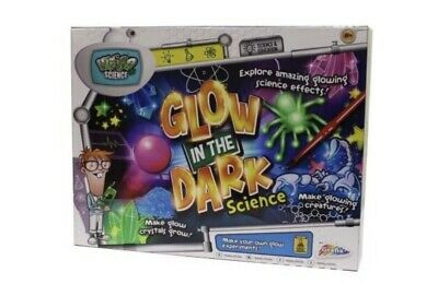 Glow In The Dark Weird Science Set Experiment Activity