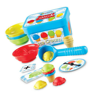 Learning Resources Smart Scoops Math Activity Set