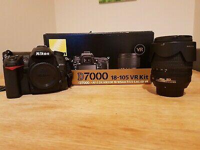 NIKON D DSLR Camera with  mm Lens - Black Mint