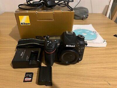 Nikon D DMP Digital SLR Camera - Black (Body only)