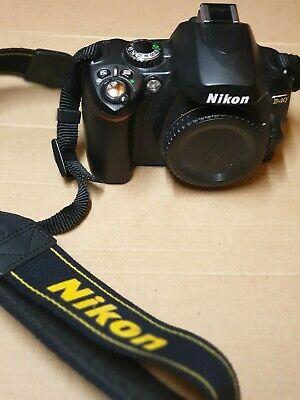 Nikon D MP Digital SLR Camera - Black (Body only) low