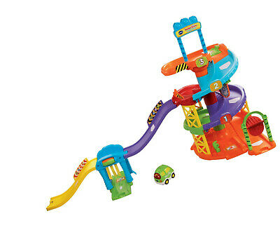 VTech Baby Toot-Toot Drivers Parking Tower - Multi-Coloured