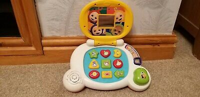 Vtech Teletubbies My 1st Laptop Educational Learning Toy