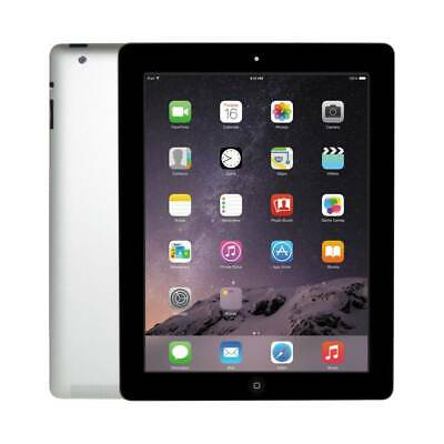 Apple iPad 4, 16GB, WiFi, 9.7in Retina, A, Black/Silver,