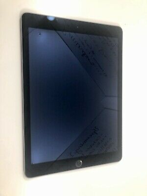Apple iPad Air 2 64GB, Wi-Fi, 9.7in - Space Grey, Pre-owned