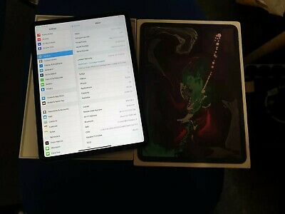 Apple iPad Pro 3rd Gen 64GB, Wi-Fi + Cellular (Unlocked),