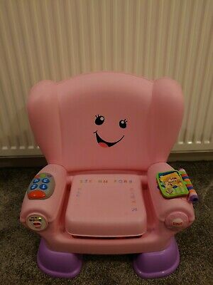 Fisher-Price Laugh and Learn Smart Stages toddler chair -