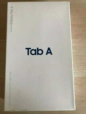 NEW Samsung Galaxy Tab A GB Wi-Fi + 4G (Unlocked) 8''