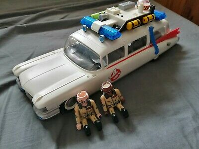 PLAYMOBIL  Ghostbusters Ecto-1 Vehicle and figures