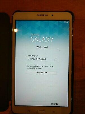 Samsung Galaxy Tab 4 SM-TGB, Wi-Fi, 8in - White