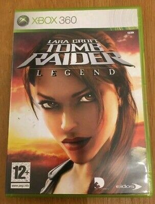 Lara Croft Tomb Raider: Legend (Microsoft Xbox ) -