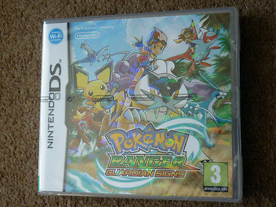 Pokemon Ranger Guardian Signs – DS – NEW AND SEALED!!!