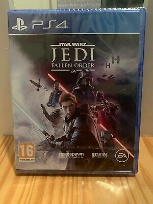 Star Wars JEDI: The Fallen Order (PS4) Game