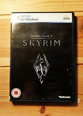 The Elder Scrolls V: Skyrim (PC: Windows, )
