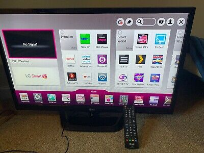 "LG Smart TV 29MT31S 29"" 3D 720p HD LED LCD Internet TV With"