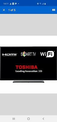 "Toshiba 49LDB 49"" Smart LED TV Full HD p WiFi"