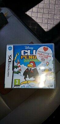 Club Penguin: Elite Penguin Force (DS) VideoGames