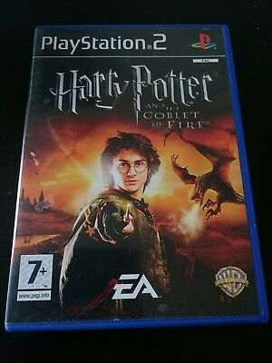 Harry Potter and The Goblet of Fire (Sony PS2)