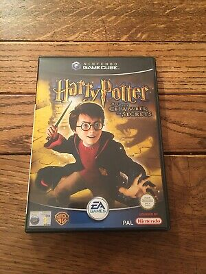 Harry Potter and the Chamber of Secrets Nintendo GameCube,