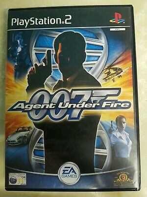 James Bond 007: Agent Under Fire (Sony PlayStation )
