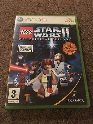 LEGO Star Wars II: The Original Trilogy (Microsoft Xbox 360,