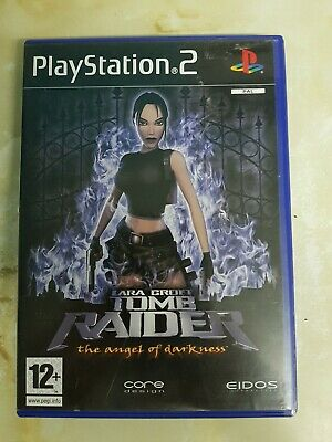 Lara Croft Tomb Raider: The Angel of Darkness (Sony