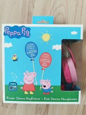 Official Peppa Pig Junior Wired Headband Little Kids Over