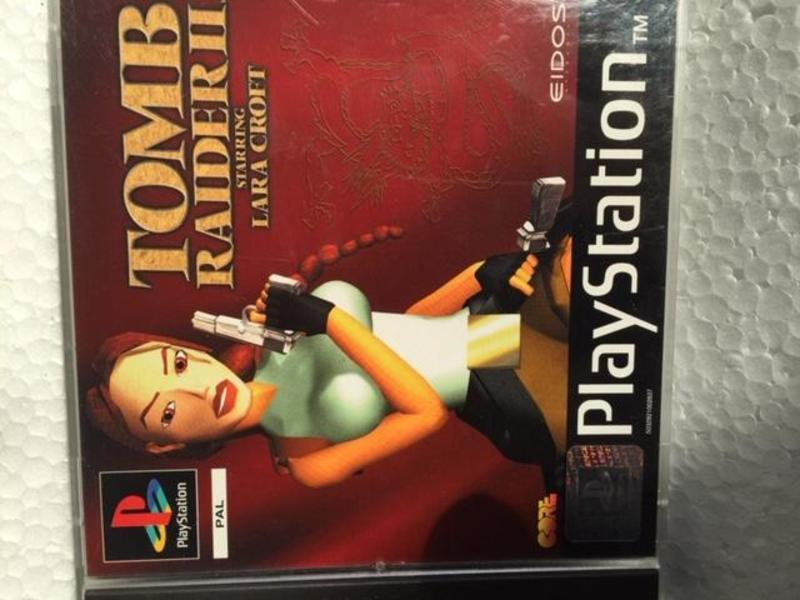 Playstation Pal Tomb raider 11 CD