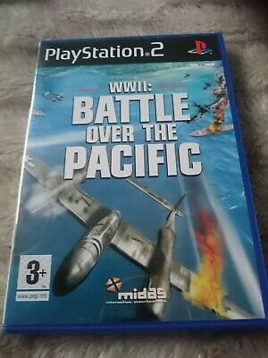 WWII: Battle Over The Pacific (Sony PS)