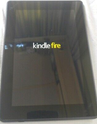 Amazon Kindle Fire 3rd Generation 8GB, Wi-Fi, Black