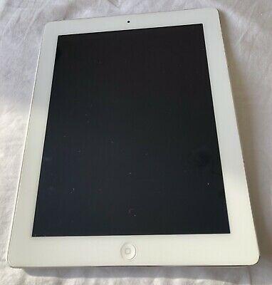 Apple iPad 2 16GB, Wi-Fi, 9.7in - White with original box