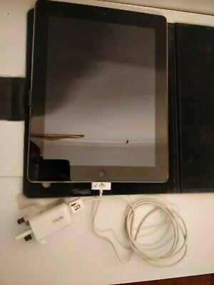 Apple iPad 2 16GB Wi-Fi + Cellular (Unlocked) 9.7in Black