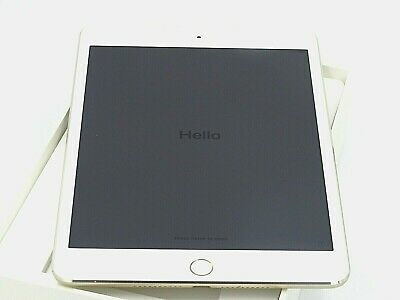"Apple iPad mini 4 16GB 7.9"" Wi-Fi Tablet A - Gold -"